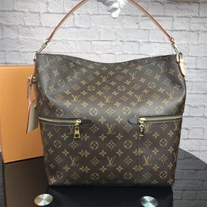 Louis Vuitton melie hobo monogram